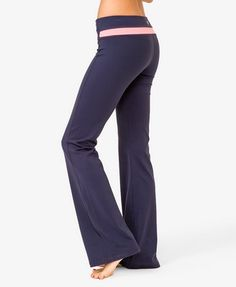 Colorblocked Panel Athletic Pants