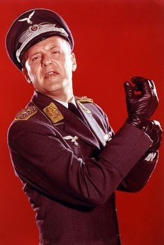 Hogan's Heroes: Werner Klemperer as Colonel Klink Old Tv Shows, Movies And Tv Shows, Movie Theater, Movie Tv, Good Ol Times, Hogans Heroes, Tv Icon, Great Comedies, Star Character