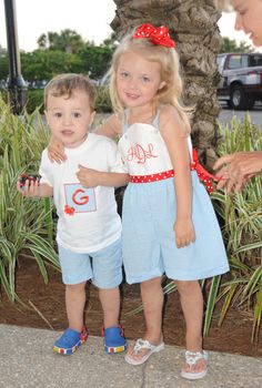 2460073db Boys crab applique shirt with matching shorts. $32.00, via Etsy. Linda H. matching  sibling outfits