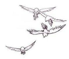 aile ange aigle symbole tatouage illustration vectorielle libre de droits tatoo. Black Bedroom Furniture Sets. Home Design Ideas