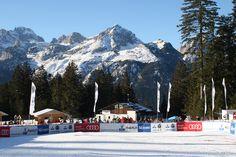 Sole nel giorno del Gigante - VPay Alpine Rockfest