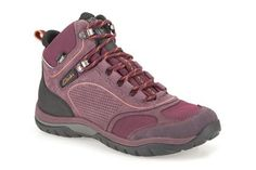 new arrival 1c866 0b52d Womens Sports Boots - IntourRouteGTX in Berry Nubuck from Clarks shoes £90  Clarks