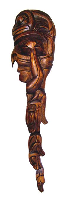 Frog Man Plaque by Jackson Robertson Inuit Art, Tlingit, Indigenous Art, Art Things, Native Art, Art Styles, First Nations, Pacific Northwest, Frogs