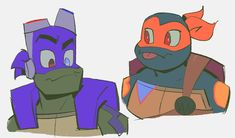 Ninja Turtles Art, Baby Turtles, Teenage Mutant Ninja Turtles, Tmnt Comics, Tmnt 2012, Writing Art, Disney, Nerd, Fan Art