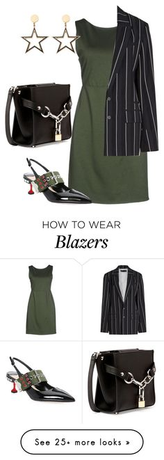 """1904"" by explorer-14809378428 on Polyvore featuring Alice + Olivia, Alexander Wang, Haider Ackermann and Miu Miu"