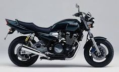 Yamaha xjr 1300 Series