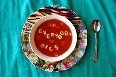 blog umoristico, umorismo, food, foodblogger, minestrone, cuina,