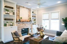 The 3 Little Pigs House | Season 3 | Fixer Upper | Magnolia Market | Living Room | Chip & Joanna Gaines | Waco, TX