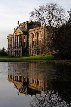 England Travel Inspiration - Chatsworth House - Derbyshire, England