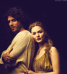 Cesare & Lucrezia Borgia