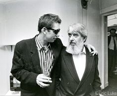 Ronnie Drew, Shane MacGowan