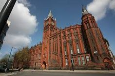 Victoria Gallery and Museum Liverpool 1892 - Alfred Waterhouse