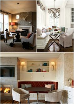 Idea For Turning A Formal Living Room Into Usable Space Club Room Get Rid Of The Stuffy Old