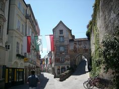 Altstadt von Steyr Steyr, European Countries, Czech Republic, Country, River, Old Town, History, Rural Area, Country Music