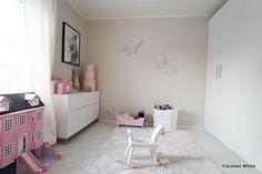 Coconut White: Nuoremman tytön huoneen uusi ilme!