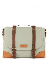 Ted Baker Drevil - Canvas Messenger Bag #messenger #bag