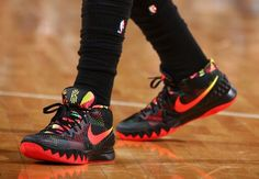 Monday Night Preview: A Dream Comes True in the Nike Kyrie 1 - SneakerNews.com