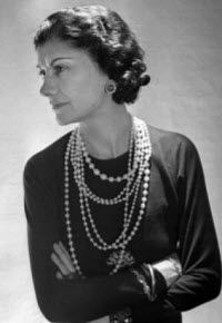 coco chanel pearl necklace - Google Search