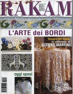 Журнал : RAKAM L' ARTE dei BORDI .. Обсуждение на LiveInternet - Российский Сервис Онлайн-Дневников
