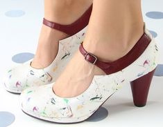 Zapatos Mary Jane, Shoe Boots, Shoes, Mary Janes, Wedding Gowns, Pin Up, Kitten Heels, Flats, Outfits