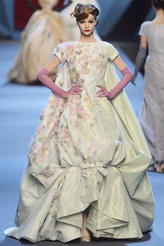 Christian Dior Spring 2011 Couture Collection