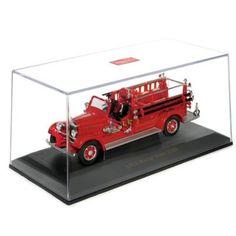 1935 Mack Type 75BX Fire Engine Diecast Truck