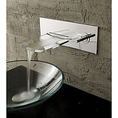 @Overstock - The high quality of this Sumerain faucet was designed to bring a modern and fun feel into any room.  The elegant visual appeal of Sumerain's faucets seek to not only entertain, but also for easy usage.http://www.overstock.com/Home-Garden/Sumerain-Contemporary-Sink-Faucet/6462520/product.html?CID=214117 $153.99