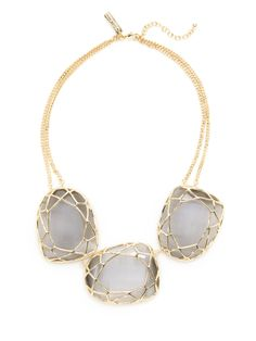 Marcella Station Necklace by Kendra Scott Jewelry at Gilt