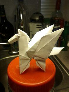 Mr. Origami Blog Fold Paper, Fold Life ... Pegasus