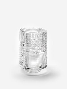 Japanese design studio Nendo has unveiled a collection of glass vases inspired by patchwork quilts at the Dilmos Gallery in Milan Verre Design, Glass Design, Nendo Design, Decorative Objects, Decorative Accessories, Cut Glass, Glass Art, Design Transparent, Collections Of Objects
