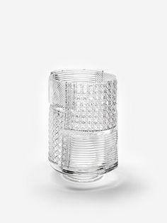 patchwork-glass vase / nendo / London Design Journal