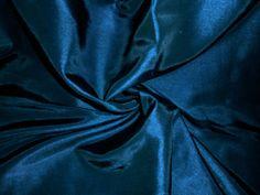 """Dupioni Faux Silk Fabric 58""""W 24 Colors Wedding Table Cloth Dress Drape BY Yard   eBay"""