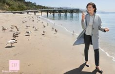 Gap Fall 2014 Ad Elisabeth Moss (Gap Ad tells us to dress normal