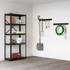 BROR Storage unit w/cabinet+workbench. This storage system is our interpretation of heavy metal – sturdy, durable and flexible. Crochet Double, Ikea Usa, Console, Ikea Family, Ladder Bookcase, Interior Exterior, Galvanized Steel, Cleaning Wipes, Shelving