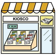 Pictogramas ARASAAC - Kiosco.