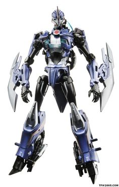 Arcee - Transformers Prime Deluxe Wave 1.