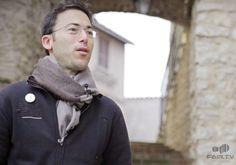 In giro per Montefranco (TR), Valnerina. Umbria, Italy. Durante l'intervista con Bernardo Piccoli Fioroni.
