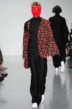 Agi & Sam Fall 2015 Menswear