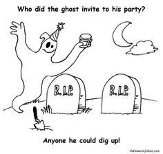 Funny Ghost Joke