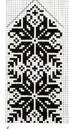 værhorn-rosa fair isle knit chart by shana Cross Stitch Bookmarks, Cross Stitch Borders, Cross Stitching, Cross Stitch Embroidery, Cross Stitch Patterns, Knitting Charts, Knitting Stitches, Knitting Patterns, Bead Loom Patterns