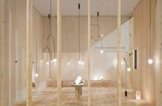Michael Anastassiades minimal lights | MyDubio