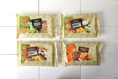 Vegetable Shop on Packaging of the World - Creative Package Design Gallery
