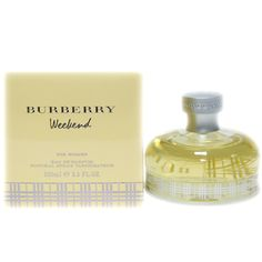 Burberry Weekend. My favorite perfume