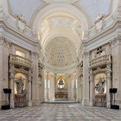 Italian Ways   The Palace of Venaria Reale