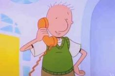 Doug Funnie Is A Trap King And Patti Mayonnaise Is His Trap Queen