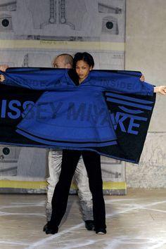 Issey Miyake at Paris Fall 2007