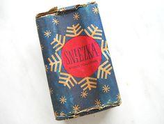 European soap packaging