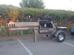 I want this grill!  Caption Contest: Guns  Grills