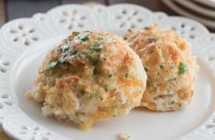 Southern Comfort: How To Make Garlic Cheddar Buttermilk Biscuits