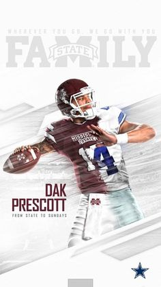 8e4babc54 From cowbells to cowboys. We are so blessed to have this guy as our  quarterback